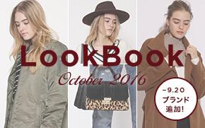 LOOOK BOOK October 2016
