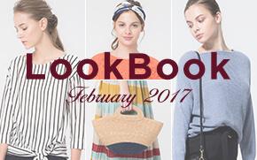 LOOOK BOOK February 2017