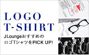 ≪一枚で決まる!≫LOGO T-SHIRT