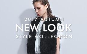 2017 AUTUMN NEW LOOK
